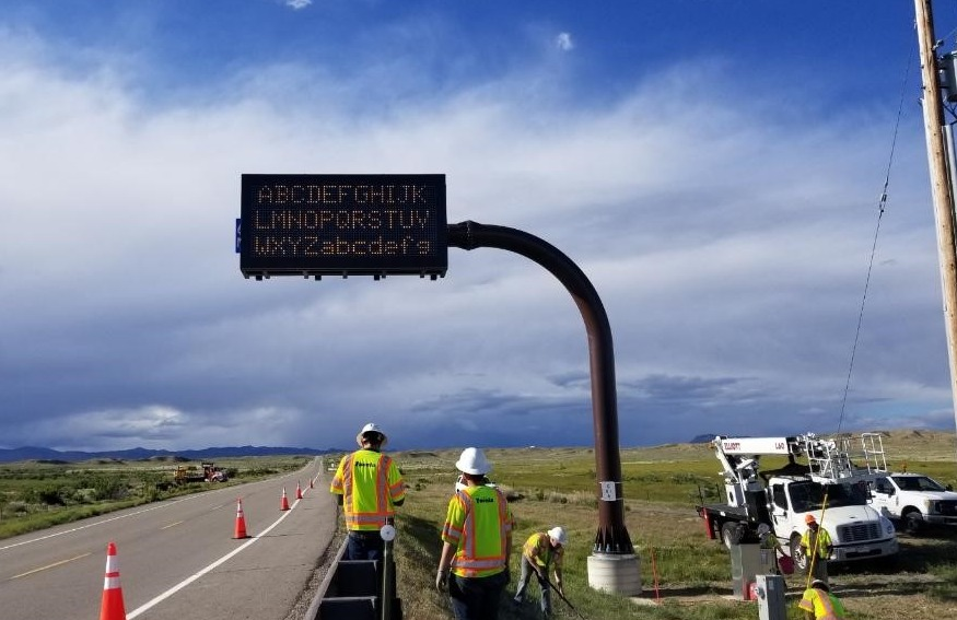 SESA Completes Installation of Walk In DMS in Loma, CO