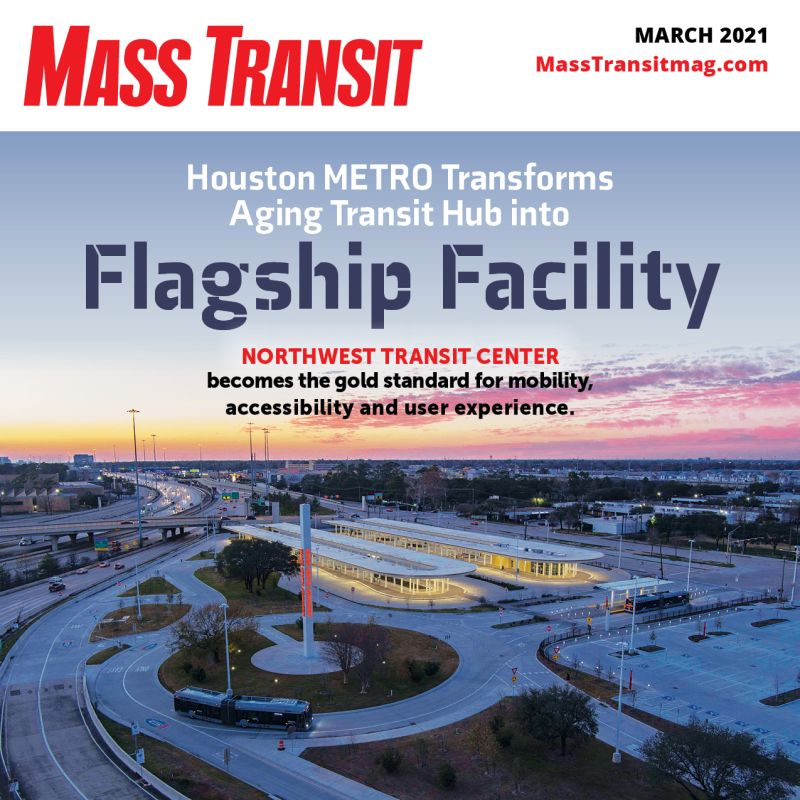 Sunrise Transit NXTPS Series Featured in Mass Transit Magazine