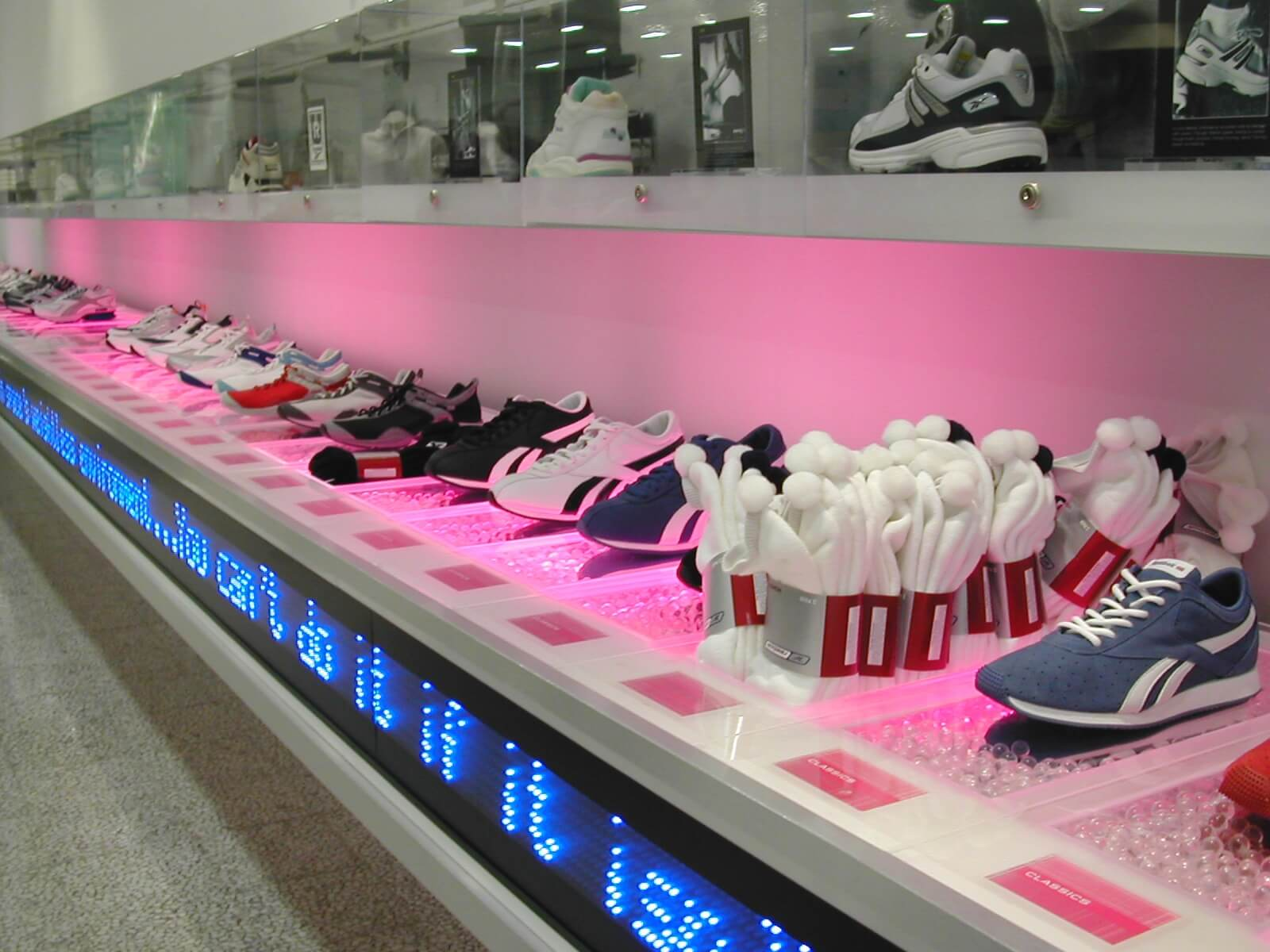 Order a custom LED sign to complement your retail space